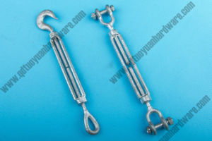 Drop Forged Us Type Turnbuckle Jaw & Jaw pictures & photos