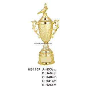Trophy Cup Assembled with Top Bird Hb4107 pictures & photos
