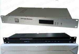 860 MHz CATV Adjacent Agile Modulator pictures & photos