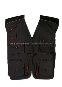 Outdoor Vest High Quality Work Vest pictures & photos