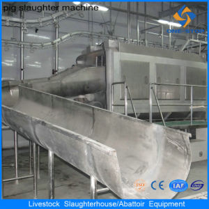 Ce Pig Meat Processing Machine in Pig Abattoir pictures & photos