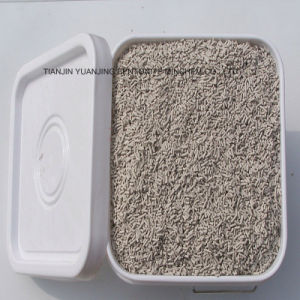 High Quality Bentonite Strip Cat Litter Manufacturer in China pictures & photos