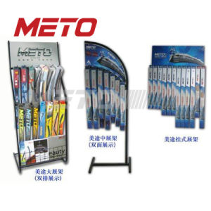 Wiper Exhibition Display Stand/ Car Accessories Windshield Wiper Display Rack