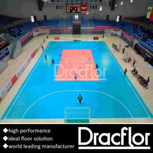 Indoor Soccer Flooring PVC Sports Floor pictures & photos