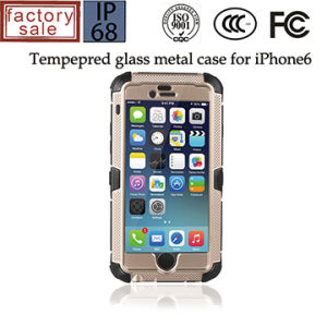 Hot Sale Metal Protective Case for iPhone 6 Plus
