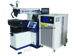 200W Mold Repair Laser Marking Machine for Metal pictures & photos