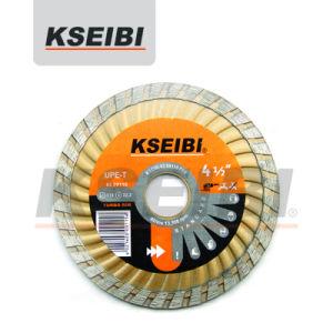 Wholesale Kseibi Wave Turbo Sintered Diamond Discs pictures & photos