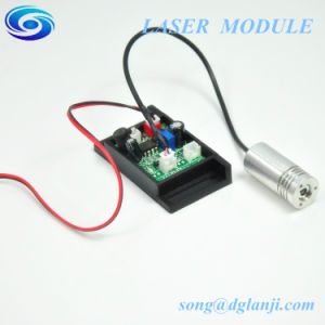 OEM High Quality 520nm 80MW Green Laser Diode Module pictures & photos