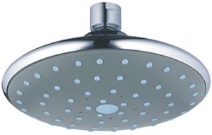 ABS Chromed 1f Shower Head (TK0335)