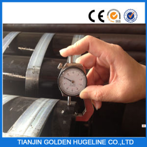 ASTM A106, A53 Gr. B Sch40, Sch80 Seamless Steel Pipe pictures & photos
