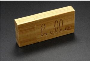 Promotion Bulk Wood USB Flash Drive USB 2.0/ USB 3.0 Flash Drive pictures & photos