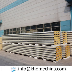 New Building Construction Materials and Expanded Polystyrene Board Sandwich Panel pictures & photos