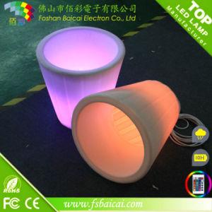 RGB Color Change LED Flower Pot (BCG-920V) pictures & photos