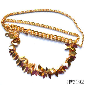 Lady High Heel Jewelry Chains (HW3192)