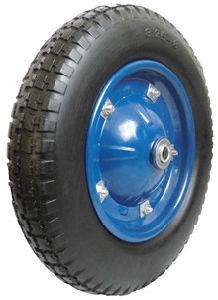 PU Wheels for Wheel Barrow Hand Trolley Tool Cart PU1403