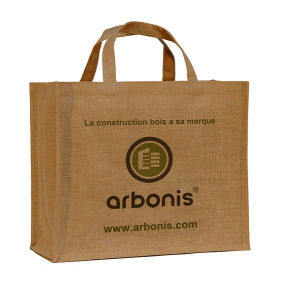 High Quality Shopping Jute Bag pictures & photos