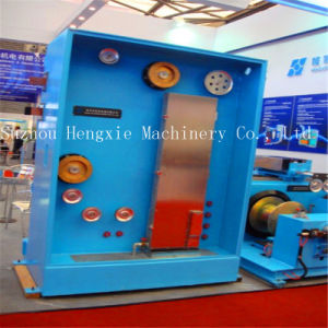 Medium Copper Wire Drawing Machine with Online Annealing (17DST) pictures & photos