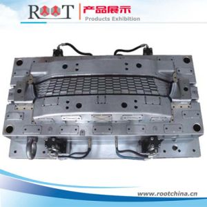 Auto Grillle Plastic Injection Mould pictures & photos