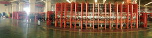 Conveyor belt curing press pictures & photos