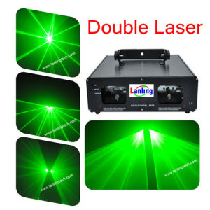 Double Green Laser / DJ Laser Light L2320 pictures & photos