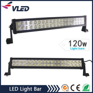 4X4 Offroad Truck Light 120W Waterproof LED Light Bar pictures & photos
