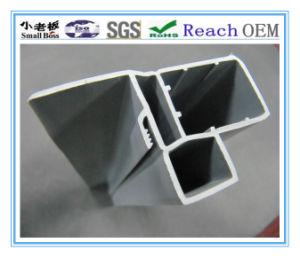 Extrusion PVC Profile for Building pictures & photos