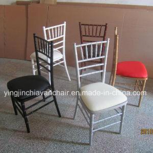 Resin and Wood Chiavari Chair