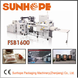 Fsb1600 Full-Servo Automatic Paper Bag Making Machine pictures & photos
