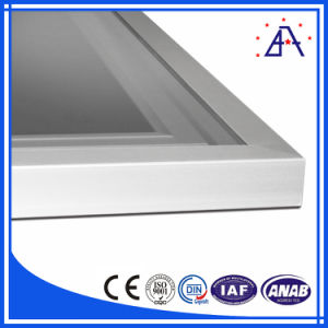 Customized 6063-T5 Polished Kitchen Cabinet Aluminium Profile pictures & photos