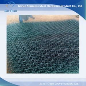 PVC Coated Gabion Box Wire Mesh pictures & photos