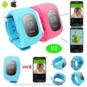Anti-Lost GPS Tracker for Kids or Children (Y2) pictures & photos