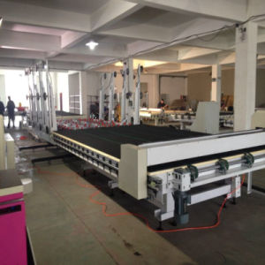 CNC Full Automatic Glass Cutting Table/Cutting Machine pictures & photos