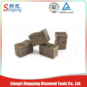 Wanlong Type Diamond Segment for Granite Cutting pictures & photos