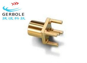 High Performance MCX Coaxial Connector Manufacturer