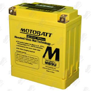 Motorcycle Barrtey Motobatt (MB9U) 12V-11Ah