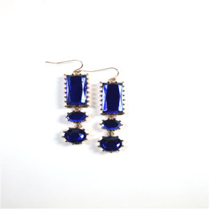 New Item Resin Acrylic Flower Post Fashion Jewelry Earrings pictures & photos