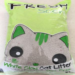 Clumping Bentonite Cat Litter pictures & photos