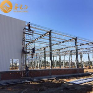High Quality Prefabricated Steel Structure Warehouse (SS-16) pictures & photos