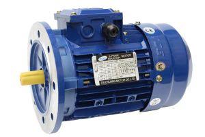 1HP 750W One Phase AC Gear Motor B5