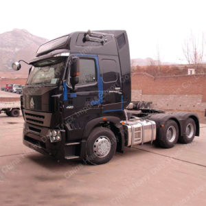 HOWO A7 380HP Head Tractor Truck pictures & photos