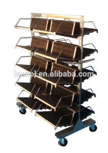ESD Stainless Steel Hanging Tool Trolley Ln-605 pictures & photos