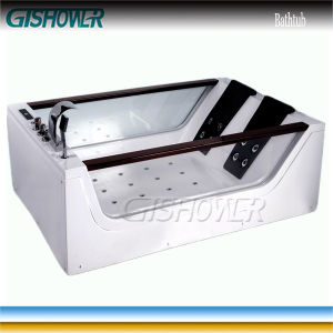 Luxury Bathroom Plastic Jacuzzi (KF-626) pictures & photos