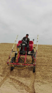 Aidi Brand 4WD Hst Self-Propelled Mist Boom Sprayer for Paddy Field and Farm