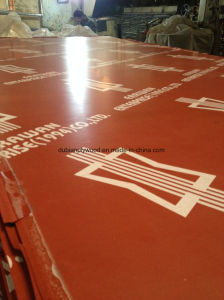 Hot Sale Brown/Black Film Faced Plywood From China Supplier pictures & photos