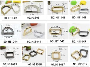 Garment Accessories of Alloy Belt Buckle pictures & photos