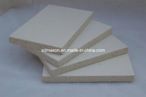 Tapered Edge Fireproof Magnesium Oxide Board for Drywall pictures & photos