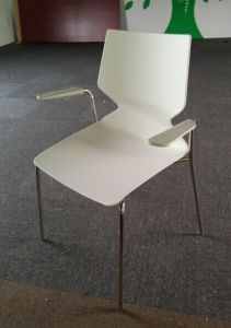 ANSI/BIFMA Standard Hot Sale Modern Style Stainless Steel Office Chair pictures & photos