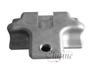Aluminum Alloy Casting Fastener with Clean Finish pictures & photos