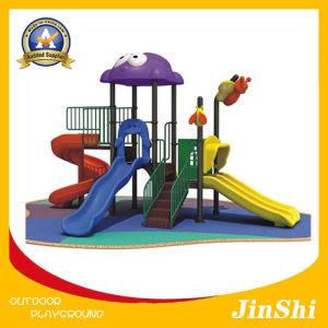 Animal World Series Children Outdoor Playground, Plastic Slide, Amusement Park GS TUV (DW-010) pictures & photos