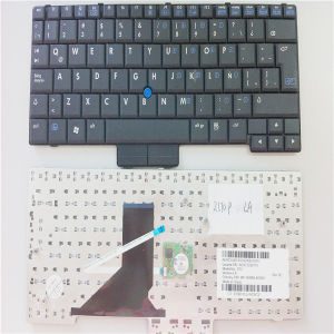Spainish Teclado Keyboard for HP Elitebook 2530 pictures & photos